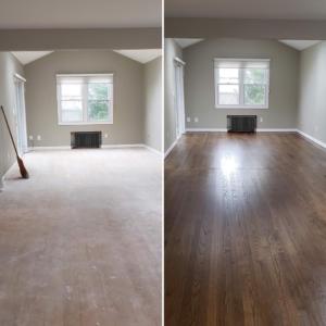 Wood Floor Refinishing and Installations Montclair NJ