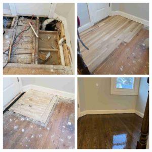 Hardwood Floor Refinishing and Installation Morristown nj-