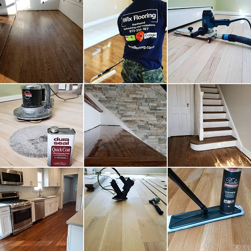 Hardwood Flooring Refinishing Madison NJ