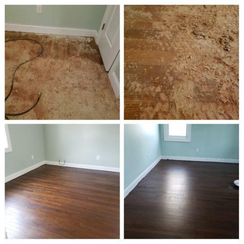 Wood Floor Refinishing Essex County NJ