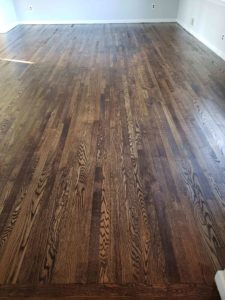Refinishing Hardwood Floors With Pet Stains