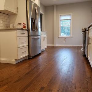 Wood Floor Refinish Union County